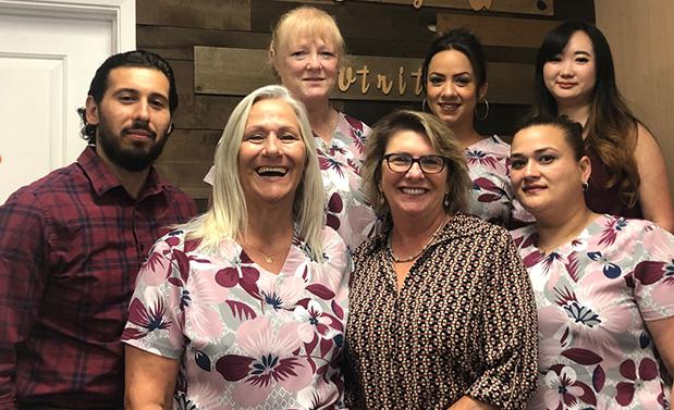Chiropractic, Massage, Nutrition Inc. Staff photo 2021